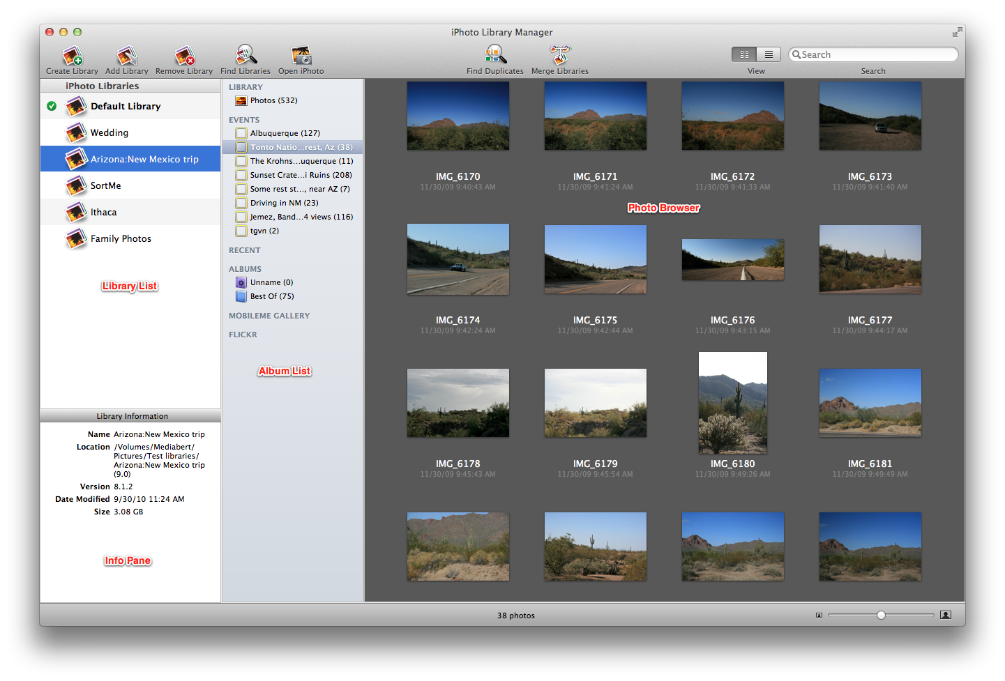 how to easily delete duplicates in iphoto